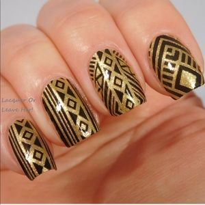 incoco nails gatsby retired detailed manicure